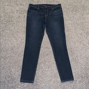 Women's American Eagle X-Long High Rise Jeggings